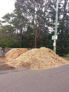 free garden mulch..Plenty available . Ingleside Elanora Heights Pittwater Area Preview