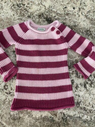 Toddler Girls 24 Months Top Sweater Pink