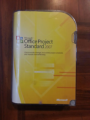 Microsoft Office Project Standard 2007 Full Version
