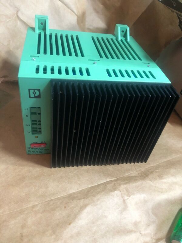 Phoenix Contact CM 175-PS-120AC/240DCU/10 Power Supply
