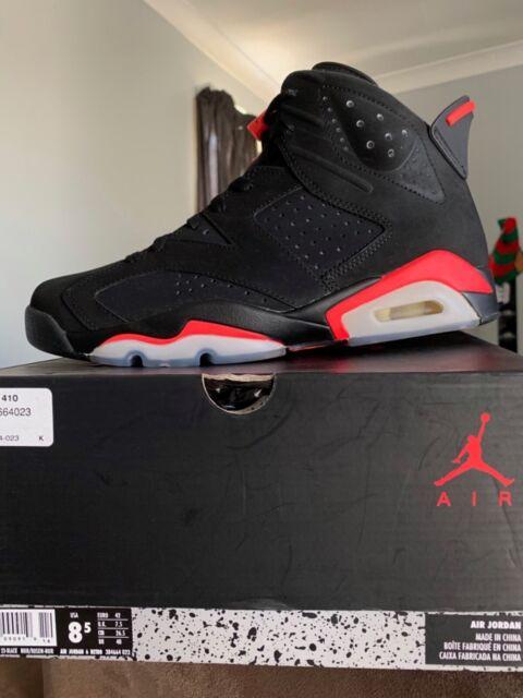 Jordan 6 Black Infrered 2014   Men's Shoes   Gumtree