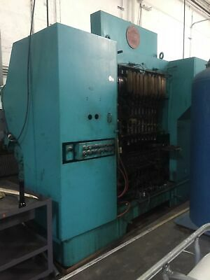 Waterbury Farrel 1512 Round Plunger 480 3ph Icop Transfer Press Wminster Clutch