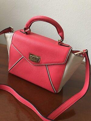 Kate Spade WKRU3110 Wesley Place Laurel Desert Rose Leather Crossbody Bag NWT