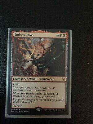 Embercleave - Throne of Eldraine - Magic the Gathering - MTG - NM/M