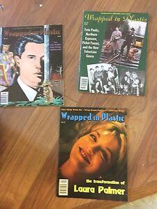 Twin peaks magazines