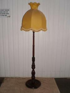 1940s Blackwood Standard Lamp and Shade Norwood Norwood Area Preview