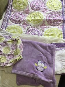 4 piece crib set