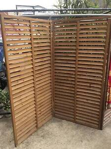 Screen,room divider, partition,balcony, privacy screen WE DELIVER Brunswick Moreland Area Preview