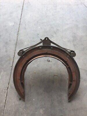 Mathey Dearman 3-sa Manual Saddle Pipe Beveling Machine