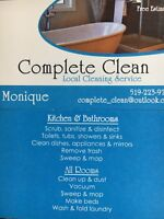 Residential/Commercial Cleaner