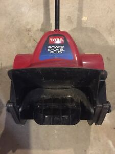 Toro power shovel plus