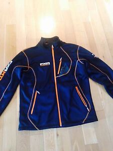 Brand new FXR mountain jacket