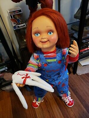 Voodoo Doll     for the Chucky Child's Play Good Guy Doll NO DOLL OR KNIFE !!! - Chucky Dolls
