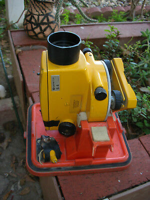 Lietz B-4 Automatic Level Survey Equipment Grade Tool