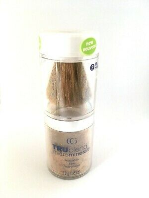 Cover Girl Mineral Foundation (CoverGirl Tru Blend Micro Minerals Foundation Creamy Natural 420)