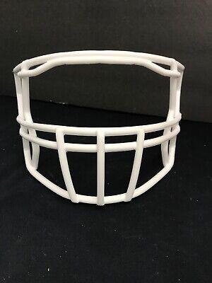 MIAMI DOLPHINS Riddell Speed S2EG-II-SP Football Helmet Facemask//Faceguard WHITE
