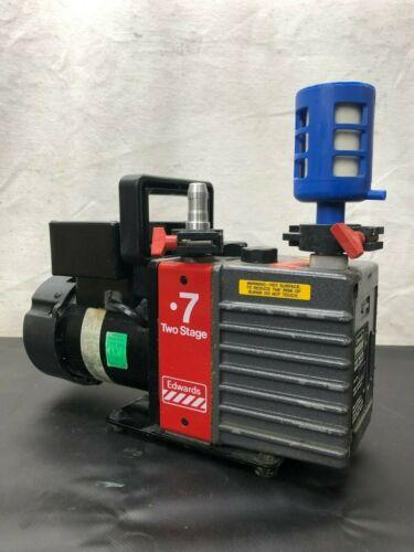 Edwards E2M-0-7, Dual Stage Rotary Vacuum Pump