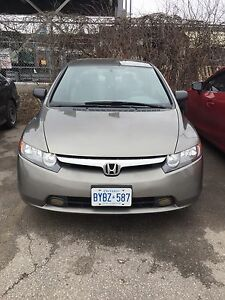 2008 Honda Civic MANUAL