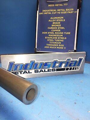 Dom Steel Round Tube 1-14 Od X 6long X .250 Wall--1.250 Od X .250w Dom