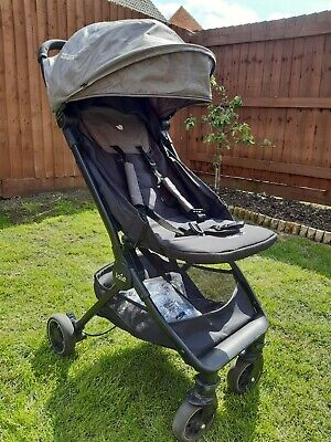Joie Mothercare Pact Travi Pushchair Stroller buggy - travel light - Ember