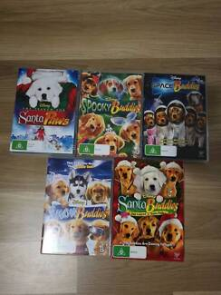 """Buddies"" DVD collection"