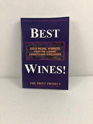 Best Wines! : Gold Medal Winners from the Leading Competitions