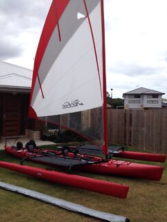 Hobie Tandem Adventure Island kayak Griffin Pine Rivers Area Preview