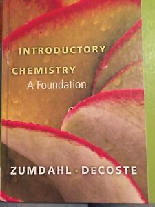 Chemistry and foundation textbook