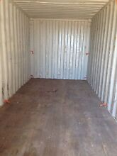 20' sea container. Welshpool Canning Area Preview