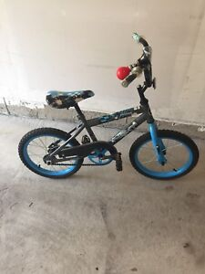 "Kids boy 16"" bike"