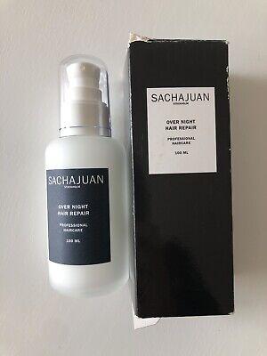 sachajuan stockholm over night hair repair 100 ml