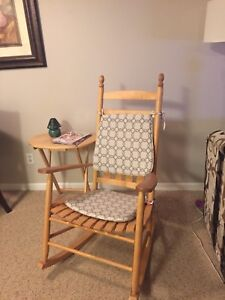 Rocking Chair - Wide Seat