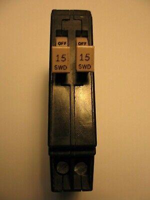 New Cutler Hammer Cht1515 Circuit Breaker 15amp 120v Class Ctl