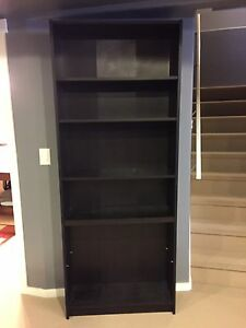 Bookshelf - IKEA billy espresso