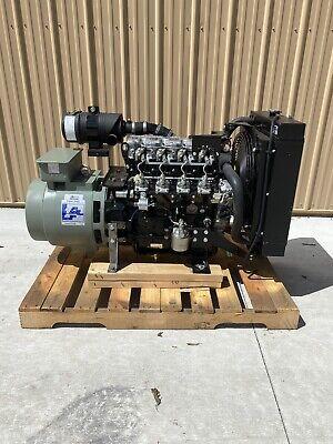 Isuzu 4le2 Diesel Engine With 20 Kw Generator