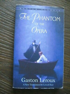The Phantom of the Opera - Gaston Leroux - Paperback Softcover