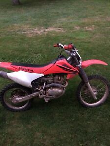07 Crf 150 with papers