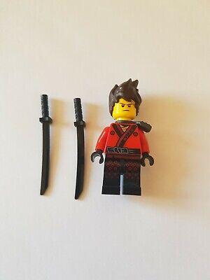 Lego Ninjago Movie Kai Minifigure With Hair