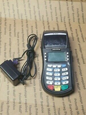 Hypercom Optimum T4220 Credit Card Pos Terminal Reader