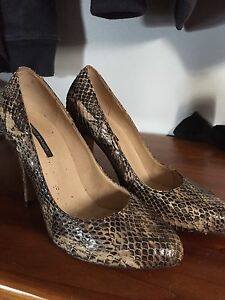 Tony Bianca snake skin pumps Maitland Maitland Area Preview