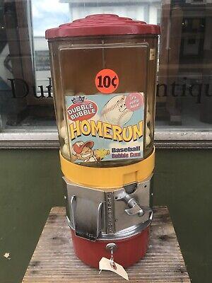 Victor Vendorama Gambling Gumball Machine Circa 1953