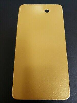 Gold Metallic Powder Coating - High Gloss 1 Lb