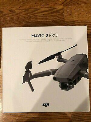 DJI Mavic 2 Pro Drone (trunk included)