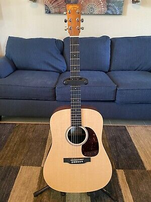 Martin DXMAE Acoustic-Electric with Fishman Electronics and Hardshell Case