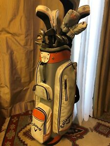Used Callaway Solitaire Ladies 13 piece