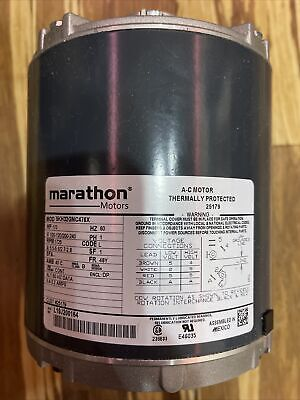 New Marathon 5kh32gnc476x 13hp 115220v 1725 Rpm Motor
