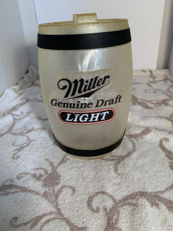 Miller Genuine Draft Light Beer Dispenser