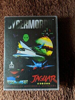 Atari Jaguar 64 Cybermorph game.