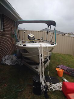 14 foot tinnie Newcastle 2300 Newcastle Area Preview