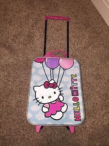 Hello Kitty Carry on Suitcase